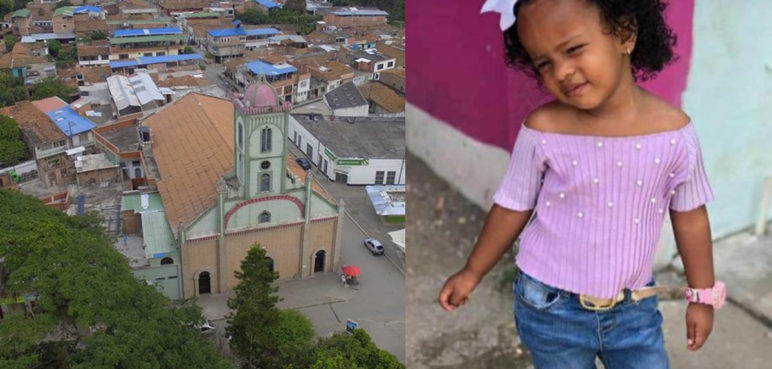 Indignación en Puerto Tejada por el asesinato de una niña de tres años