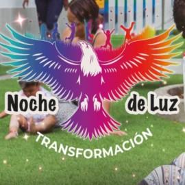 'Noche de Luz' un evento que une familias del Instituto para Niños Ciegos y Sordos