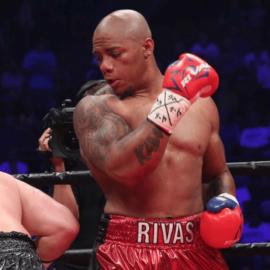Óscar Rivas y su oportunidad de ser campeón Mundial de boxeo