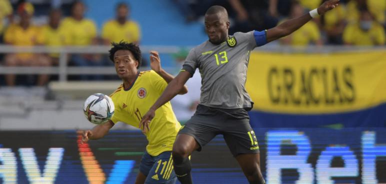Empate amargo de la Selección Colombia en  Barranquilla