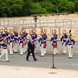 Presidente de Brasil expresa preocupación por las Farc tras reunión con Duque