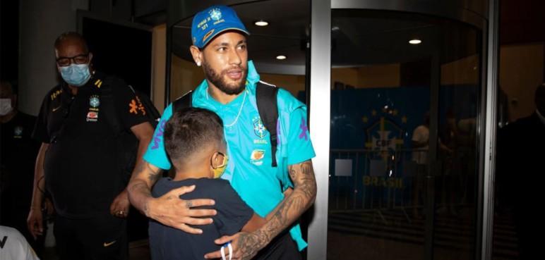 Tite confirmó a Neymar y Gabriel Jesús para el partido con Uruguay