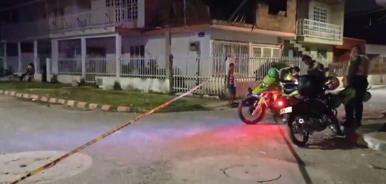 Tres jóvenes muertos dejó una balacera en el barrio Alfonso López de Cali