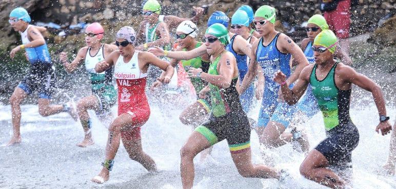 Valle sumó nueva medalla de oro en Juegos Mar y Playa y sigue líder en el medallero
